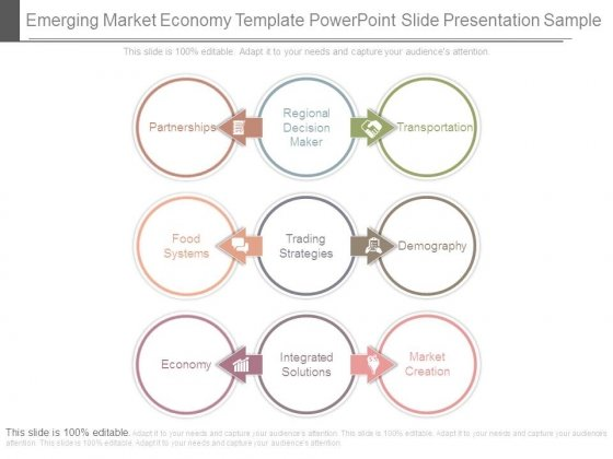 Emerging Market Economy Template Powerpoint Slide Presentation Sample