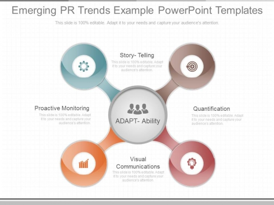 Emerging Pr Trends Example Powerpoint Templates