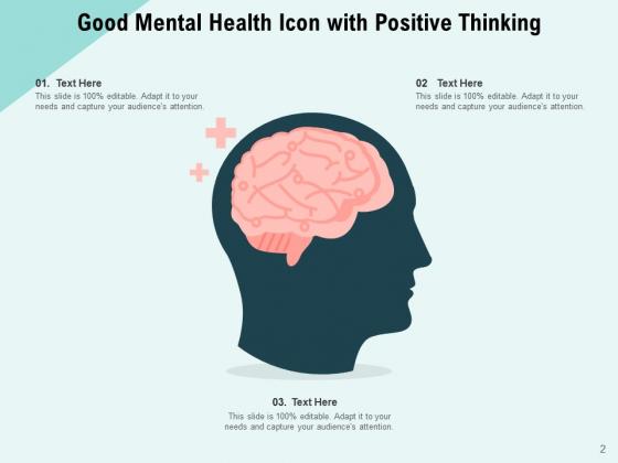 Emotional_Health_Icon_Brain_Health_Individual_Mental_Ppt_PowerPoint_Presentation_Complete_Deck_Slide_2
