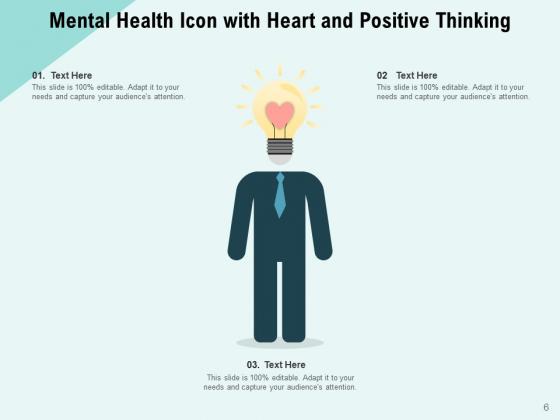 Emotional_Health_Icon_Brain_Health_Individual_Mental_Ppt_PowerPoint_Presentation_Complete_Deck_Slide_6