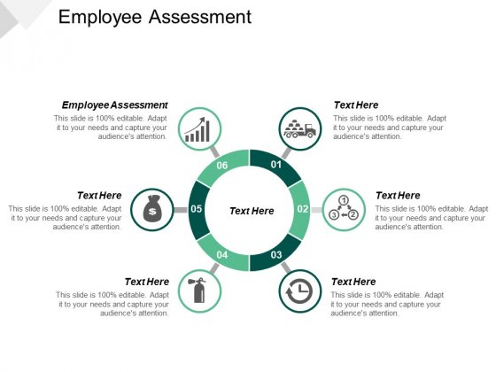 Employee Assessment Ppt PowerPoint Presentation Professional Influencers Cpb