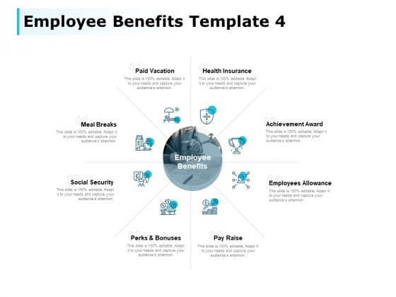 Employee Benefits Health Insurance Ppt PowerPoint Presentation Styles Templates