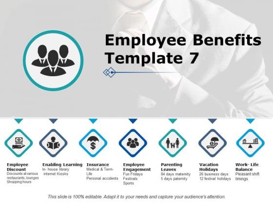 Employee Benefits Insurance Ppt PowerPoint Presentation Show Information