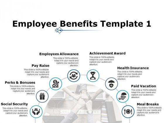 Employee Benefits Pay Raise Ppt PowerPoint Presentation Slides Elements