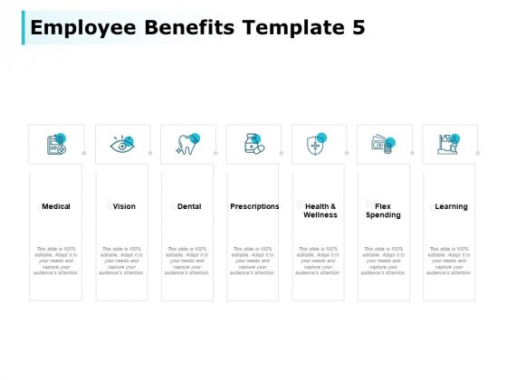 Employee Benefits Prescriptions Ppt PowerPoint Presentation Slides Graphics Template