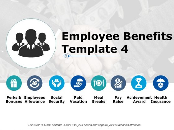 Employee Benefits Social Security Ppt PowerPoint Presentation Outline Brochure
