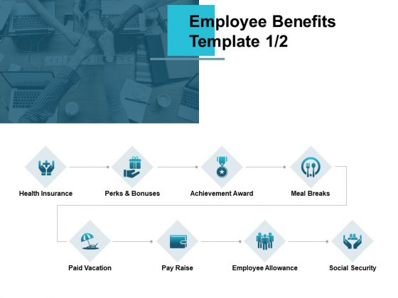 Employee Benefits Templatepaid Vacation Ppt PowerPoint Presentation Ideas Picture