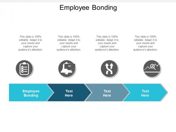 Employee Bonding Ppt PowerPoint Presentation Model Maker Cpb