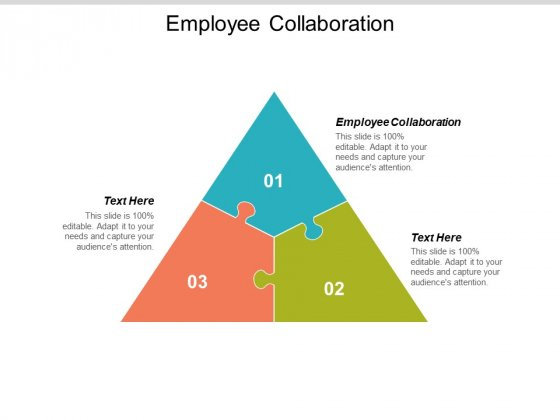Employee Collaboration Ppt PowerPoint Presentation Inspiration Rules Cpb