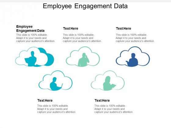 Employee Engagement Data Ppt PowerPoint Presentation Model Introduction Cpb