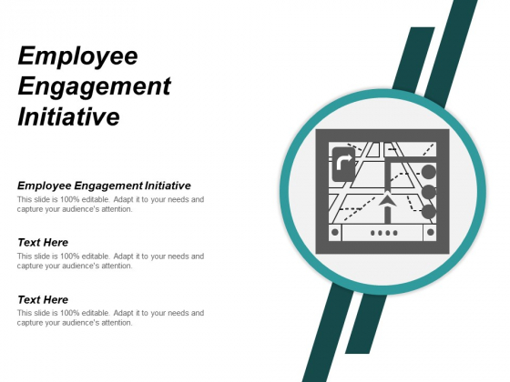 Employee Engagement Initiative Ppt PowerPoint Presentation Styles Format Cpb