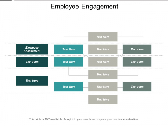 Employee Engagement Ppt PowerPoint Presentation Gallery Background Cpb
