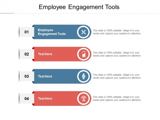 Employee Engagement Tools Ppt PowerPoint Presentation Styles Shapes Cpb