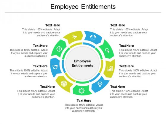 Employee Entitlements Ppt PowerPoint Presentation File Demonstration Cpb