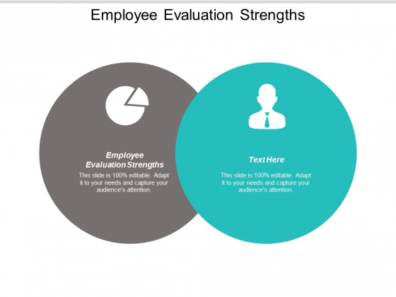 Employee Evaluation Strengths Ppt PowerPoint Presentation Infographics Brochure Cpb