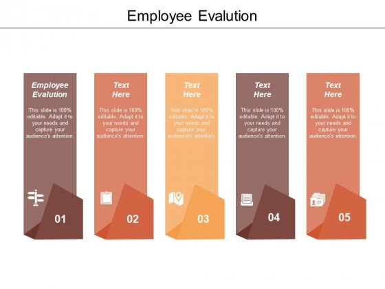 Employee Evolution Ppt Powerpoint Presentation File Inspiration Cpb