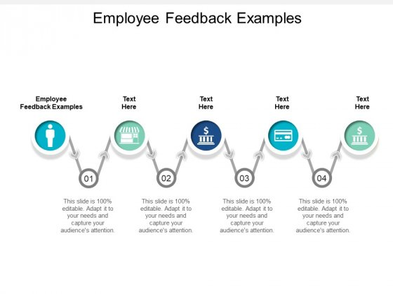 Employee Feedback Examples Ppt PowerPoint Presentation Professional Picture Cpb