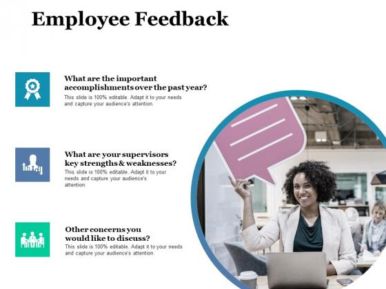 Employee Feedback Ppt PowerPoint Presentation File Designs Download