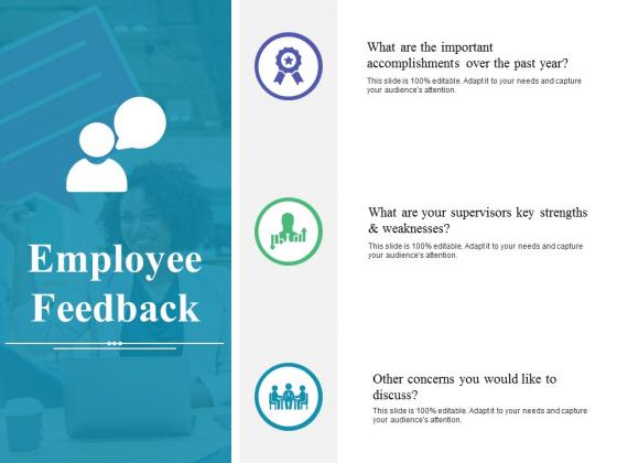 Employee Feedback Ppt PowerPoint Presentation Layouts Portfolio