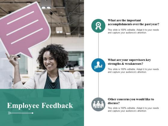Employee Feedback Ppt PowerPoint Presentation Model Show