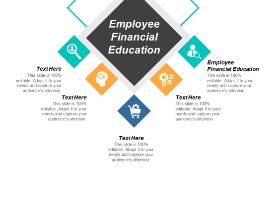 Employee Financial Education Ppt PowerPoint Presentation Infographic Template Format Ideas Cpb