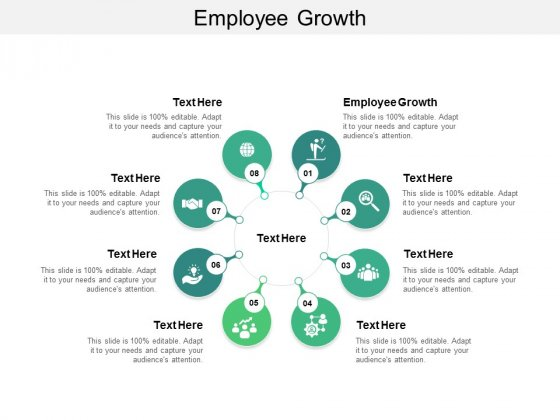 Employee Growth Ppt PowerPoint Presentation Infographics Designs Cpb
