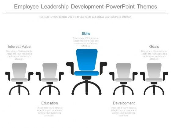 Employee Leadership Development Powerpoint Themes