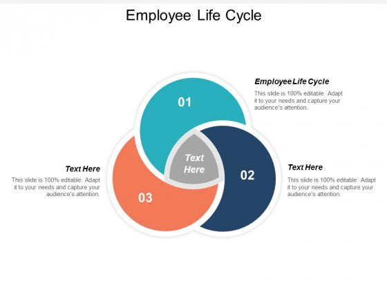 Employee Life Cycle Ppt PowerPoint Presentation Styles Structure Cpb