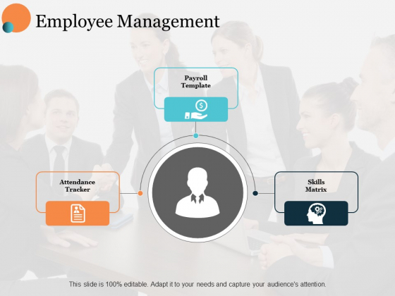 Employee Management Ppt PowerPoint Presentation Summary Backgrounds