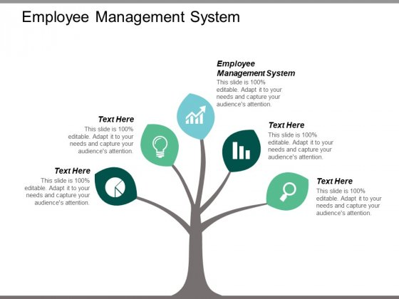 Employee Management System Ppt PowerPoint Presentation Show Layouts Cpb