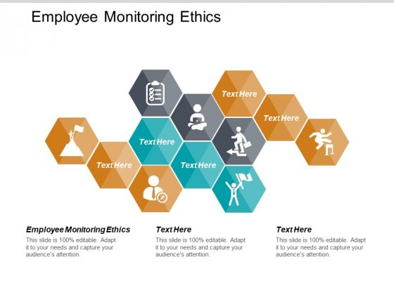 Employee Monitoring Ethics Ppt PowerPoint Presentation Ideas Gridlines Cpb