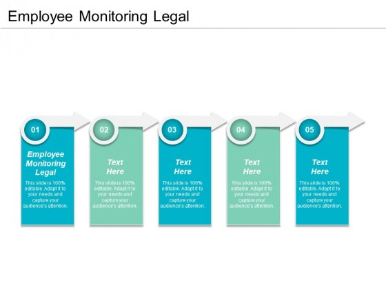 Employee Monitoring Legal Ppt PowerPoint Presentation Infographics Background Designs Cpb