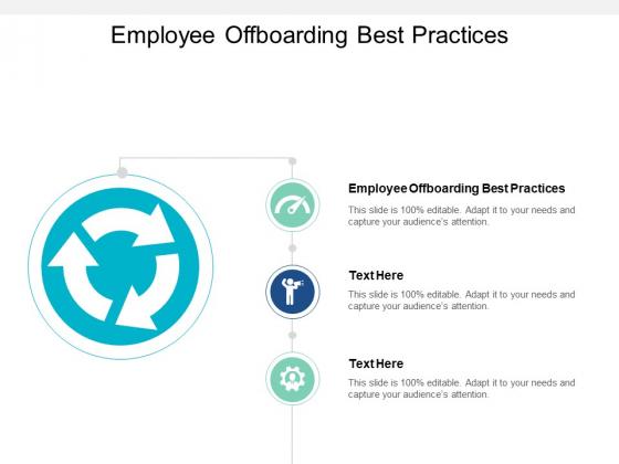 Employee Offboarding Best Practices Ppt PowerPoint Presentation Portfolio Background Images