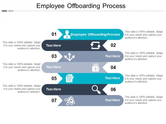 Employee Offboarding Process Ppt PowerPoint Presentation Pictures Example Introduction Cpb
