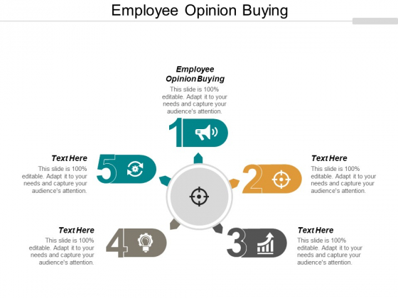 Employee Opinion Buying Ppt PowerPoint Presentation Slides Pictures Cpb