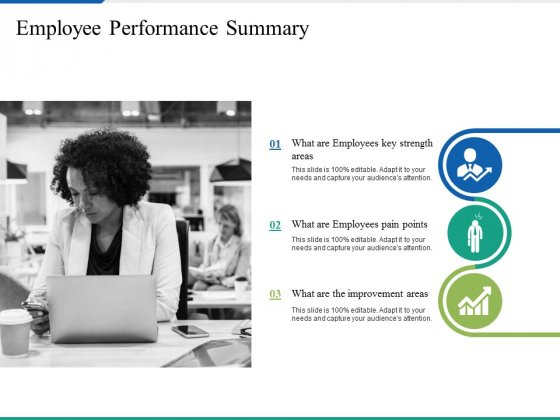 Employee Performance Summary Ppt PowerPoint Presentation Layouts Structure