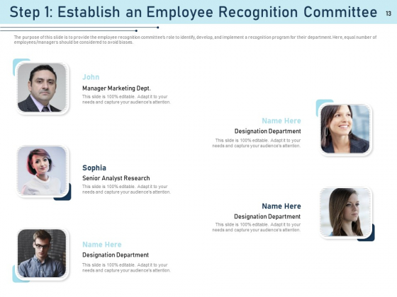 Employee_Recognition_Award_Ppt_PowerPoint_Presentation_Complete_Deck_With_Slides_Slide_13