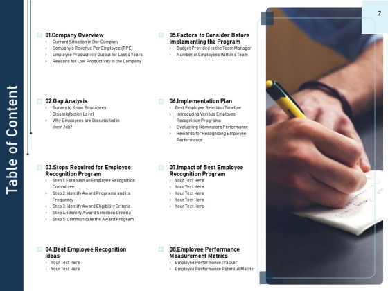 Employee_Recognition_Award_Ppt_PowerPoint_Presentation_Complete_Deck_With_Slides_Slide_2