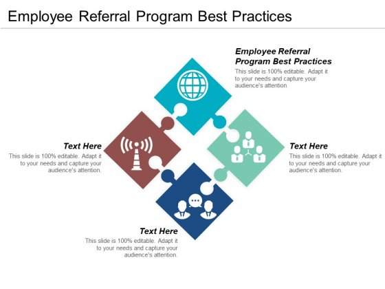 Employee Referral Program Best Practices Ppt PowerPoint Presentation Infographics Portfolio Cpb