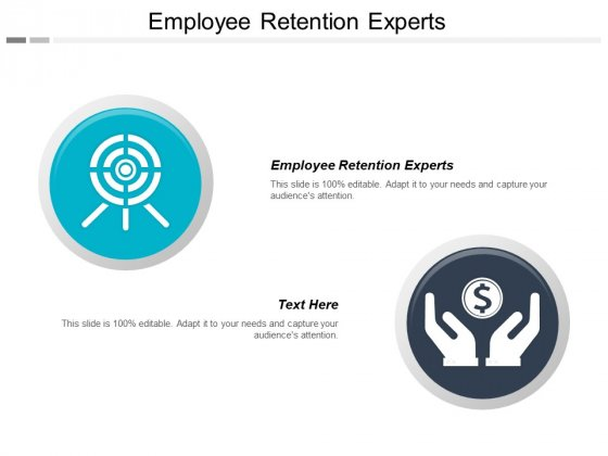 Employee Retention Experts Ppt PowerPoint Presentation Professional Infographic Template Cpb