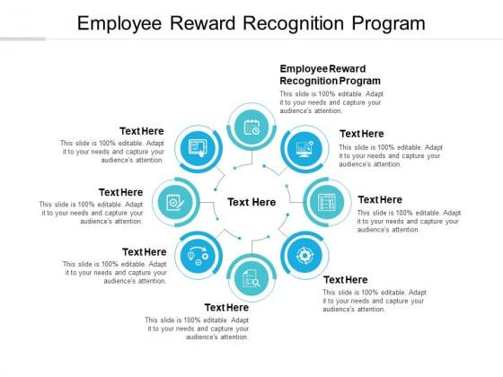 Employee Reward Recognition Program Ppt PowerPoint Presentation Infographics Cpb