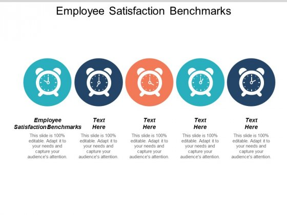 Employee Satisfaction Benchmarks Ppt PowerPoint Presentation Outline Elements Cpb
