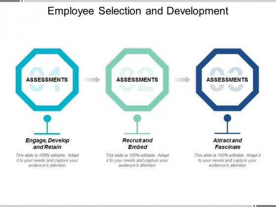 Employee Selection And Development Ppt Powerpoint Presentation Show Gallery