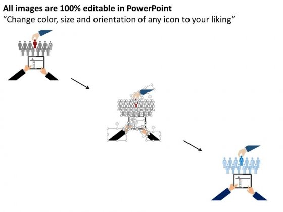 Employee_Selection_And_Recruitment_Process_Powerpoint_Template_2