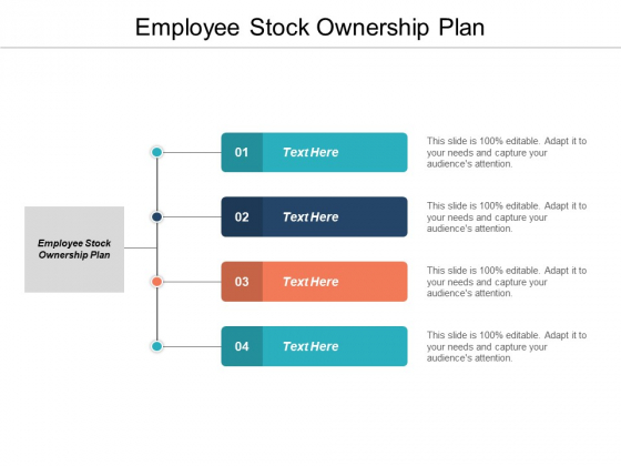 Employee Stock Ownership Plan Ppt PowerPoint Presentation Infographics Ideas Cpb