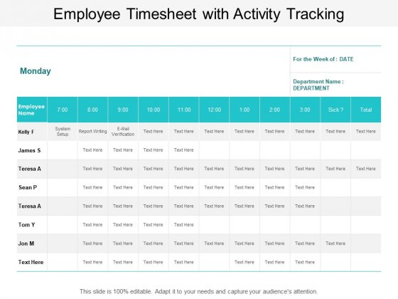 Employee_Timesheet_With_Activity_Tracking_Ppt_PowerPoint_Presentation_Pictures_Display_Slide_1