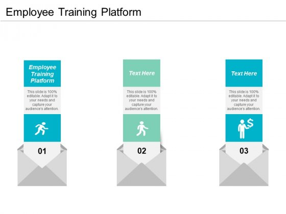 Employee Training Platform Ppt PowerPoint Presentation Layouts Graphics Template Cpb