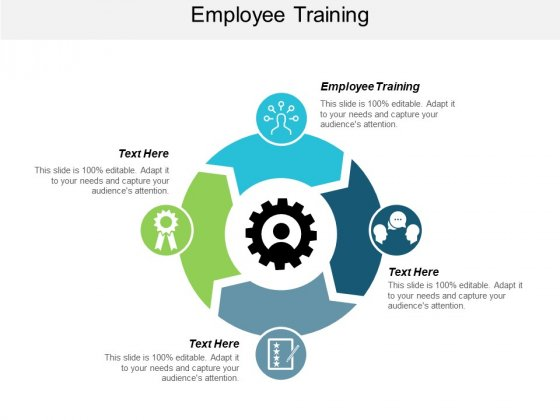 Employee Training Ppt PowerPoint Presentation Infographic Template Picture Cpb