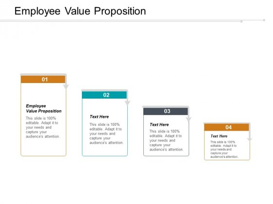 Employee Value Proposition Ppt PowerPoint Presentation Portfolio Example Introduction Cpb