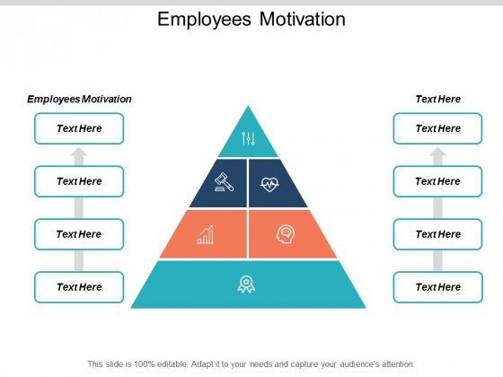 Employees Motivation Ppt PowerPoint Presentation Outline Pictures Cpb